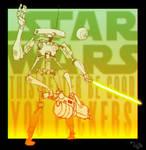 Battle Bot 11 by Ratrien