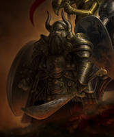Heroes- Dwarf Design by GoldenDaniel