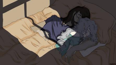 Cuddles by ThePlagueBunny