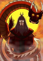 Avatar Roku by Fawkes29