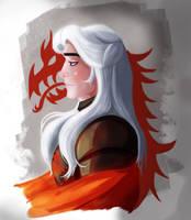 Prince Rhaegar Targaryen by Fawkes29