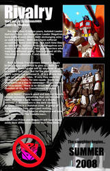 Transformers: The End? by Optimus8404