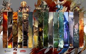 Guild Wars 2 by Requiem-K