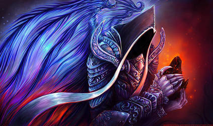 Diablo III: Malthael by Manticora-Miorro