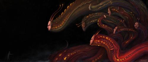 Hydra by Manticora-Miorro