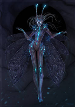 Fairyary 8 - Abyss by Manticora-Miorro