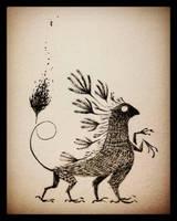 Forest spirit n.7 by Dendroabates