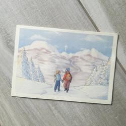 Snowy wedding by Dendroabates