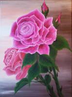 roses by jonescrusher