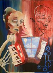 glass accordion by jonescrusher