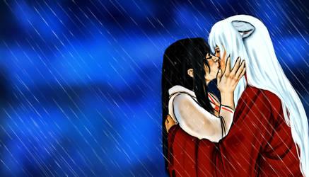 Kiss in the Rain by Atsuyojuunfuyumi