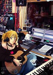 Liester in Studio by HenarTorinos