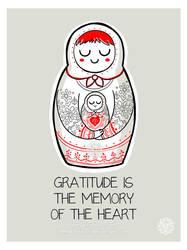 Gratitude by HenarTorinos