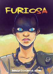 Furiosa by HenarTorinos