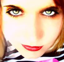 Beautiful eyes by bartoszf
