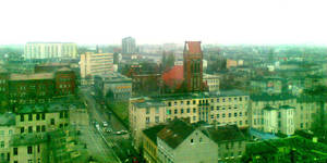 Bydgoszcz Landscape by bartoszf
