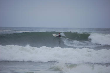Frontside Wave V by will032890