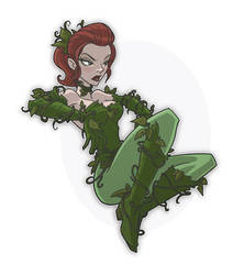poison ivy by DC-Miller