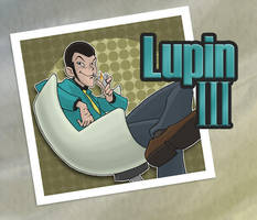 lupin the 3rd by jimmymcwicked