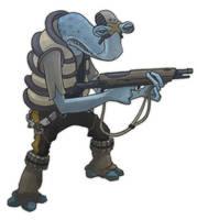 hammerhead type guy by DC-Miller
