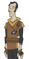 mercenary pilot by jimmymcwicked
