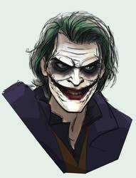 joker face by jimmymcwicked