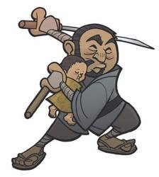 fight, zatoichi, fight by jimmymcwicked