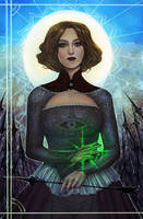 Inquisitor Trevelyan by DancinFox