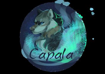 Capala Medallion by Summer-Lynx