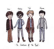The Greatest Gentlemen by Thenamesfinn