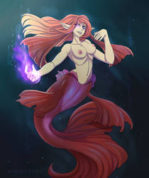 Mermay  by ZombieNoms
