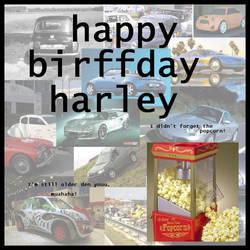 Happy Birffday by llamalvrr4life123