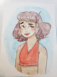ilovewatercolorpencils by forestheartsarts