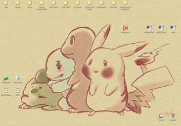 Desktop Screenshot by Spontaniouse