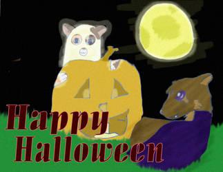 Happy Halloween 2008 by Spontaniouse