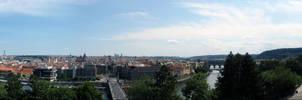 Yet another Prague panoram by KSnake