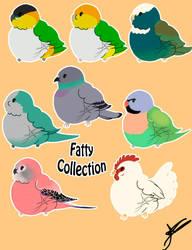 Fatty Collection 3 by xXxelyxXx