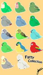Fatty Collection by xXxelyxXx