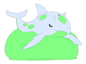 [New OC] Shoal the round Snap Orca by yoshiLover1000
