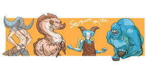 Serpents Spire banner 2 by ConceptMike