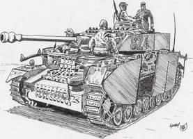 Und die Panzer kamen ... by megalobo