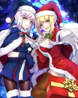 Christmas by danzaza9090