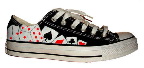 shoe 003 - right shoe by seaurchinstudio