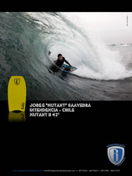 Independent Bodyboards Ad by mixmedia