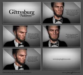 The Gettysburg Address Animation by JoePingleton
