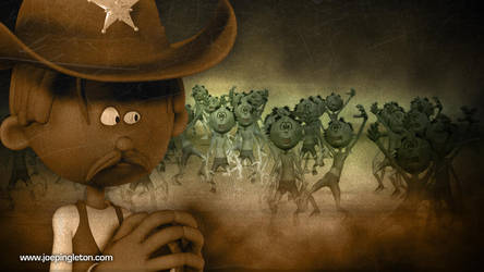 Zombies by JoePingleton