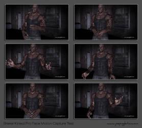 Brekel Kinect Pro Face Motion Capture Test by JoePingleton