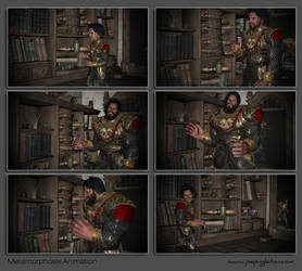 Metamorphosis Animation by JoePingleton