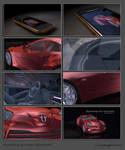 Phone Drop Animation by JoePingleton