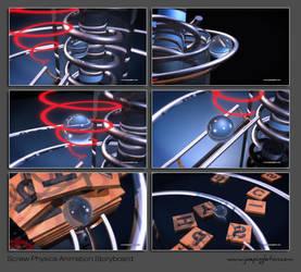 Screw Physics Animation by JoePingleton